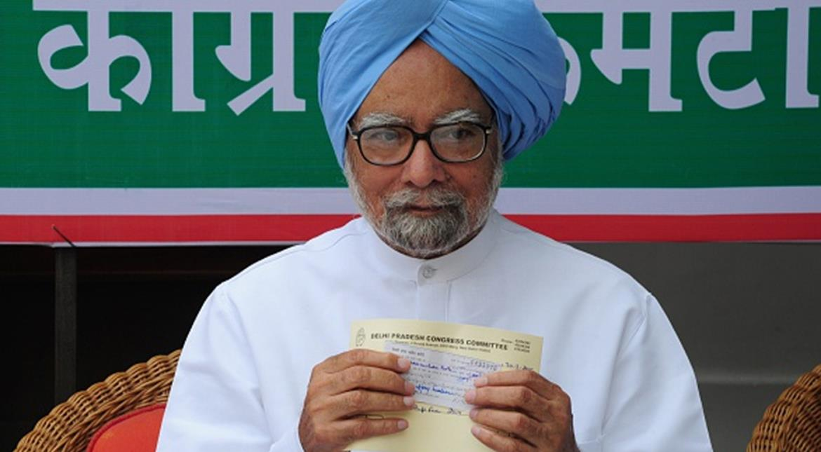 Manmohan Singh: Rs 2,000 note makes it easier to generate unaccounted wealth