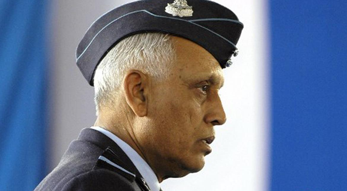 Former Indian Air Force chief SP Tyagi arrested in helicopter scam
