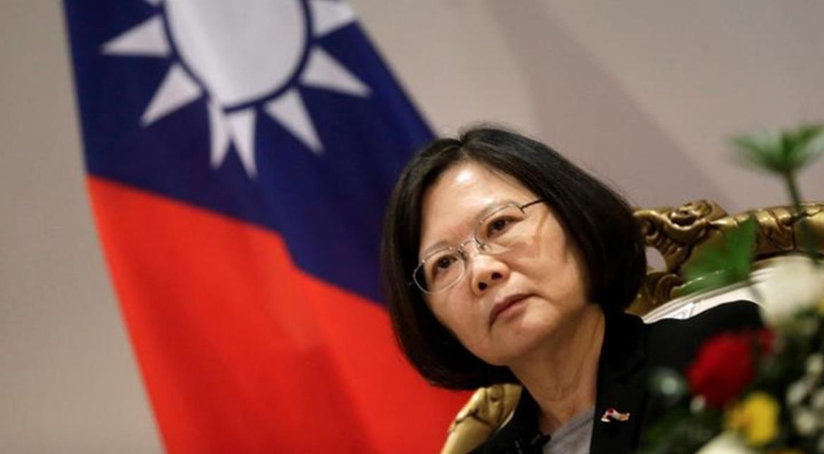 China asks US to block Taiwan president's stopover after Trump phone call