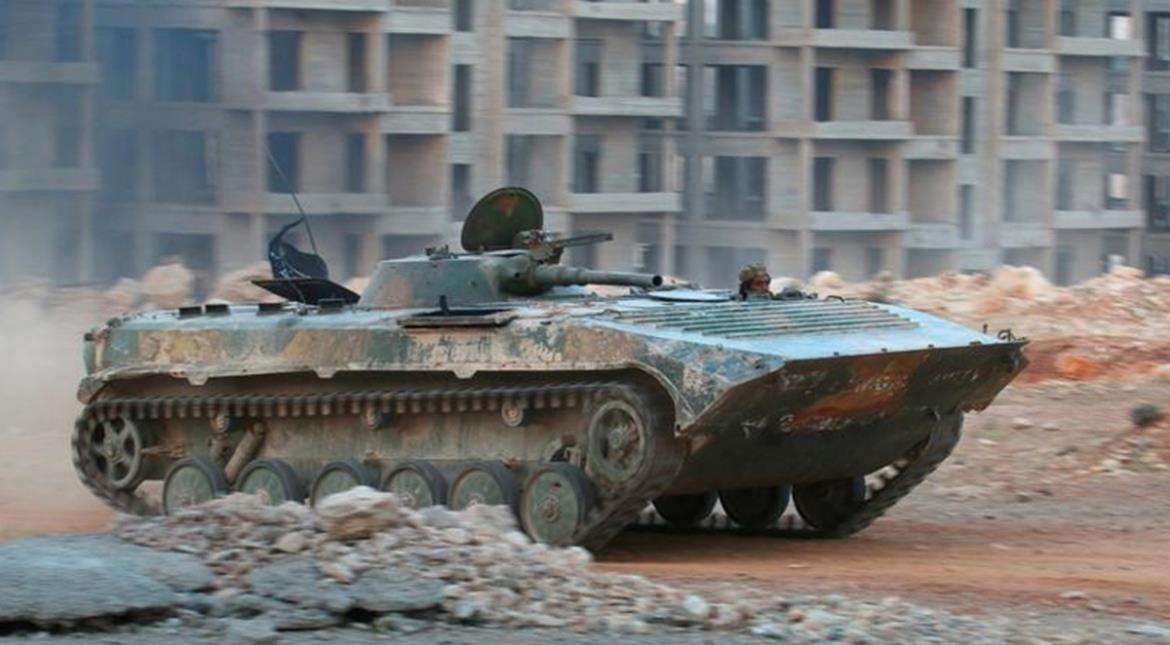Syria ceasefire: Clashes reported near Damascus despite truce
