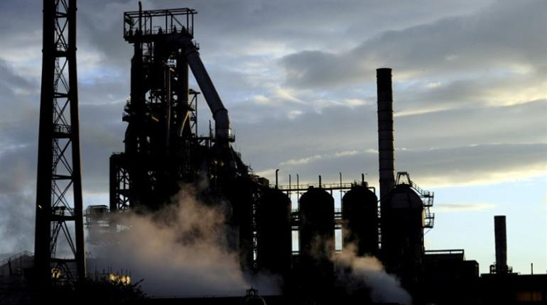 Tata Steel agrees to deal on keeping UK Port Talbot plant going
