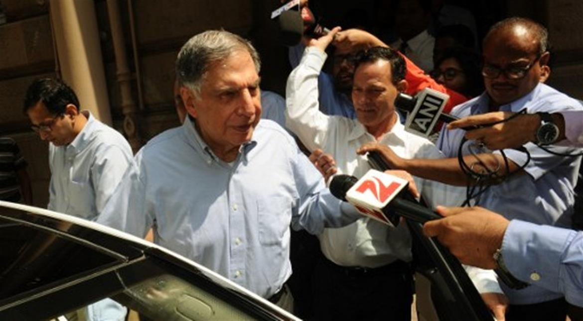 Mistry removed as Tata Sons lost confidence in him: Ratan Tata