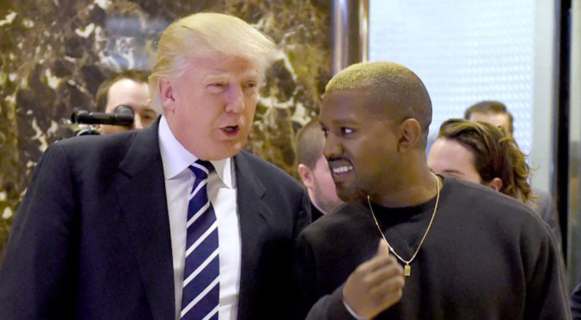 Kanye meets Trump, discusses 'multicultural issues'