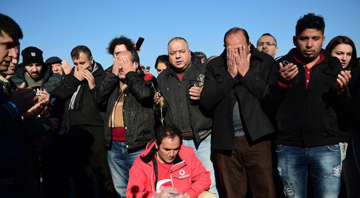 Turkey observes day of mourning after 38 killed, 155 injured in blasts