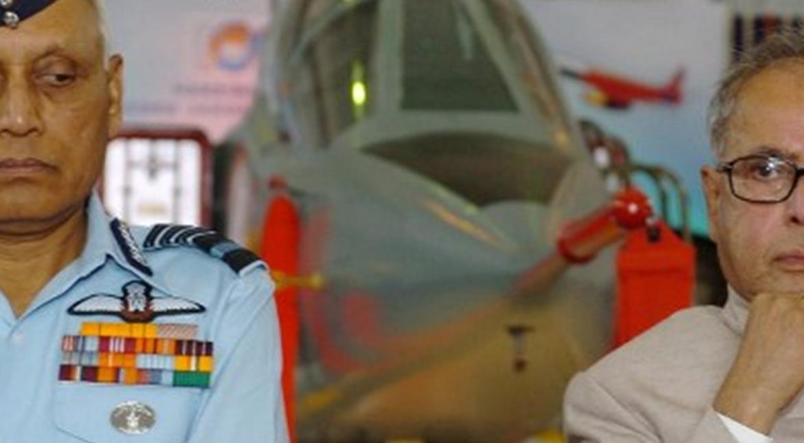 Chopper scam: Ex-Indian Air Force chief sent to jail till Dec 30