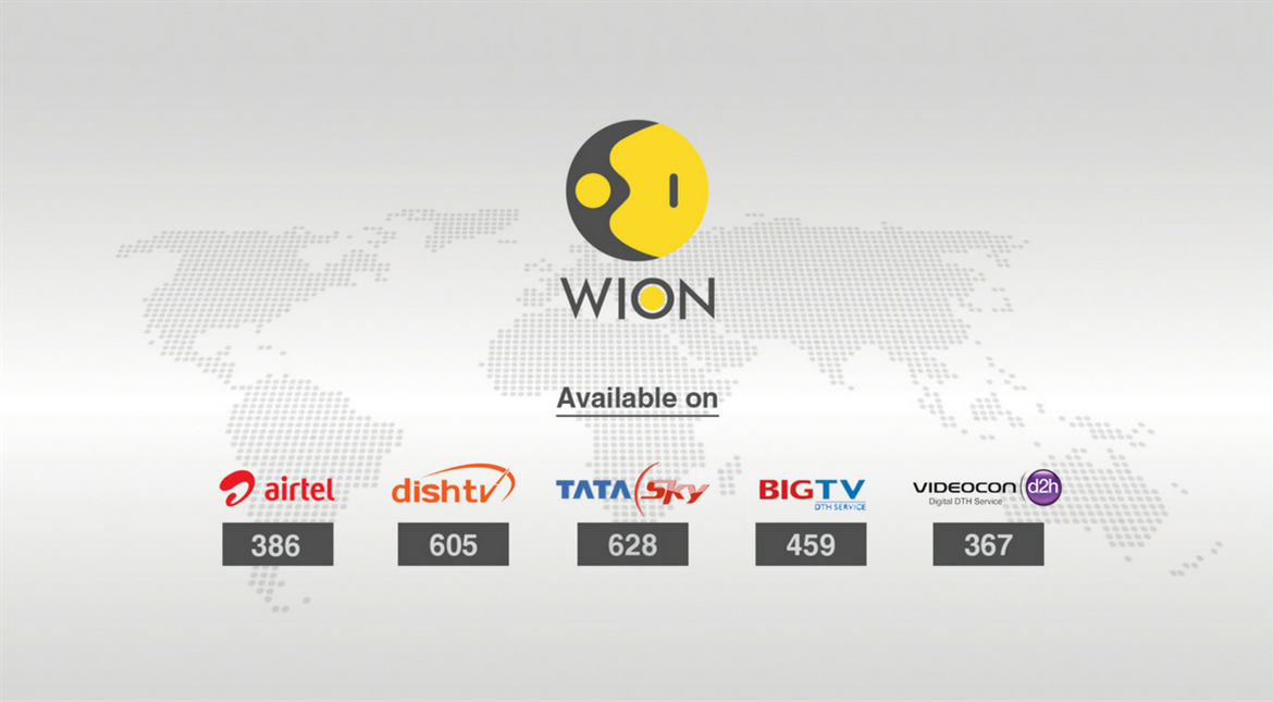 The world welcomes WION, reactions from around the web after our launch