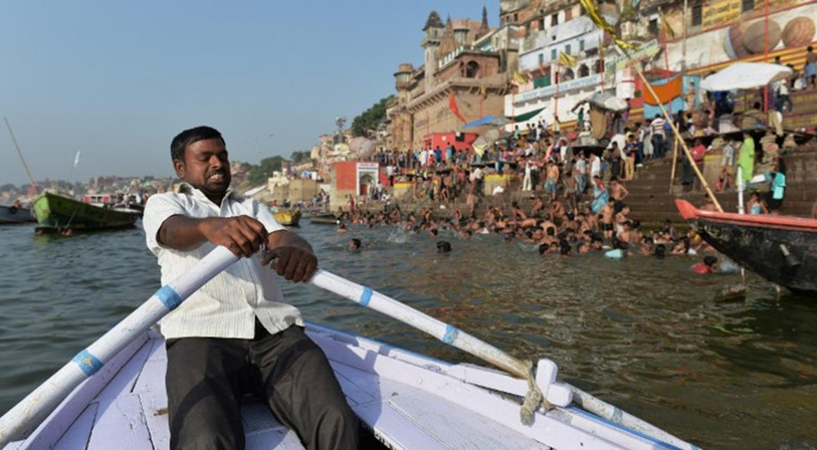 Cleaning Varanasi's ghats will need more than spirited volunteers