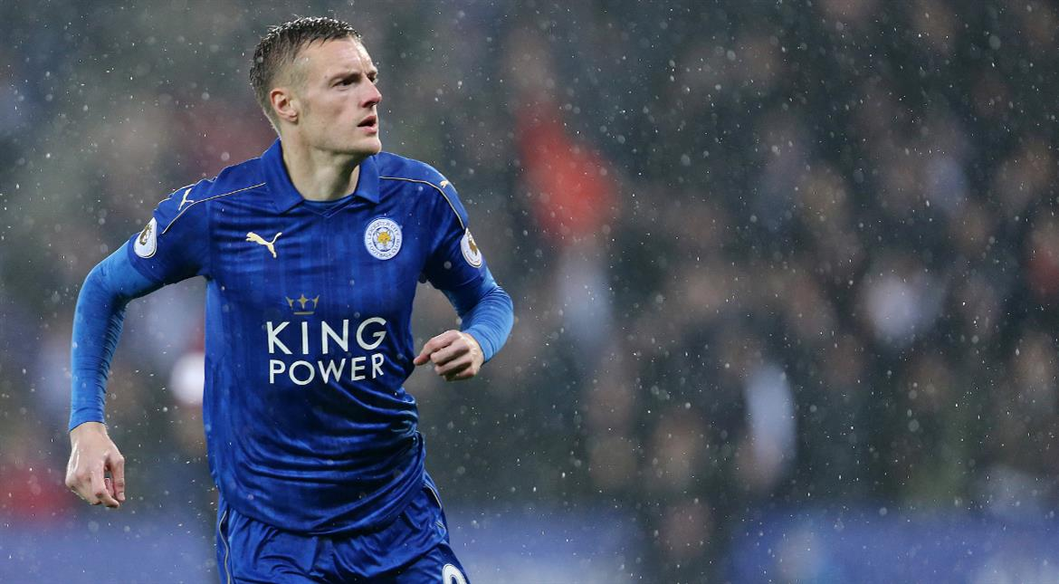 Football: Vardy earns Leicester a shock 4-2 win over Manchester City