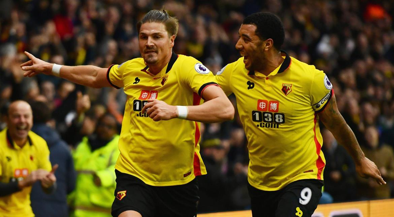 Premier League: Watford beat Everton 3-2 with Okaka double